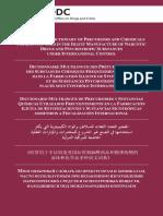 Diccionario de Prescursores y Sustancias Quimicas Sometidas a Fiscalizacion.pdf