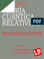(Pitaevskii & Lifshitz) - Física Teórica, Vol 4 (Pt. 2) - 2º Edición