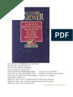 Novela Policial-Gardner, Erle Stanley-El Caso de Los Herederos Asustados (the Case of the Horrified Heirs) (C Unterlohner) (Rtf)