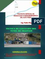 Presentación Túnel PEIHAP