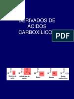 Derivados de Äcidos Carboxílicos