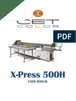 User Manual 500H
