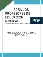 Guia Del Profesor de Musica