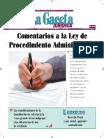 Legitimación de Los Administrados Bolivia - Autor José María Pacori Cari