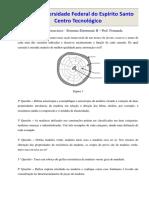 Lista 3 de Exerccios - Sistemas Estruturais II
