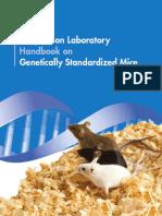 JAX Handbook Genetically Standardized Mice