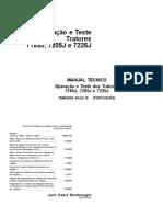 7185j, 7205j e 7225 TM802054 Manual de Diagnóstico