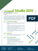 Visual Studio 2015 Developer