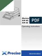 330 9324 Precisa Manual
