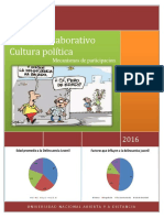 Trabajo Colaborativo Cultura Politica