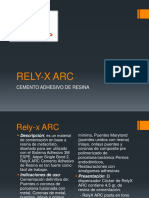 Rely-x ARC