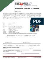 nasa trivia night letter