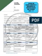 Ficha de Cumplimiento y Desarrollo Programado Del Silabo (1) 2016 II