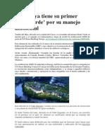 El Perú Ya Tiene Su Primer Hotel