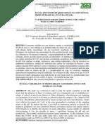 Variabilidade Espacial Dos Níveis de Ph Do Solo e Sua Influência Na Produtividade Da Cultura de Soja