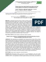 Utilização de Resíduo Orgânico Proveniente de Restaurante Universitário Para Produção de Biogás e Biofertilizante