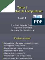 Unidad i Mantenimiento Del Computador - Partes de Un Computador y Sistema de Numeracion - Edupraxis