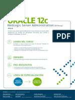 Oracle 12c Weblogic Server Administration