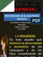 Prevencion en El Maltrato Infantil