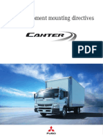 2012 Canter Build Manual