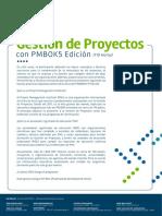 Gestion de Proyectos 5 Edicion