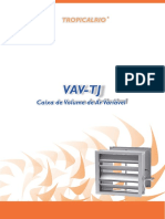 VAV-TJ Retangular - Tropical Rio
