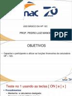 HP 12C BASICO Atualizado