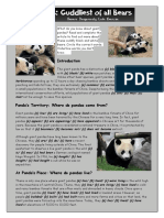 14714 Reading 1 What Do You Know About Giant Pandas