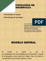 Modelo Espiral