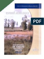 Estudio Agrologico IX Region CIREN