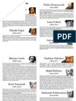 Literatura Rusa