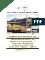 PIP Losas - Manzanares