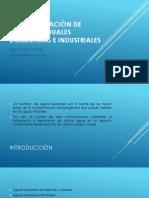 Semana 1.1 Caracterizaciòn de Aguas Residuales Domesticas e Industriales