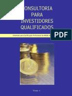 Consultoria para Investidores Qualificados