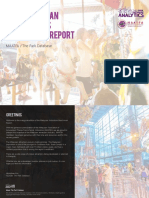 The Malaysian Attractions Benchmark Report