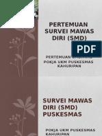 MATERI SURVEI MAWAS DIRI (SMD).pptx