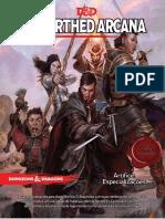 Unearthed Arcana - Artífice