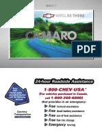Chevrolet Camaro 2001 1998-2002 Manual Usuario Ingles.pdf