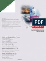 Yanmar Marine Engine Under 1000 HP