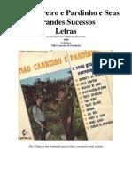 Letras - 12 - E Seus Grandes Sucessos - 1967