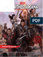 Unearthed Arcana - Talentos