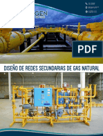 Diseño de Redes Secundarias de Gas Natural