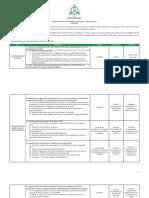 CPP AFEL Propuesta de Plan de Trabajo Para La Evaluacion y Diseno Curricular