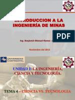 Introducción a La Ingeniería de Minas_ Tema 04