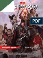 Unearthed Arcana - Tempo de Inatividade