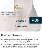 Chapter I -Professionalism
