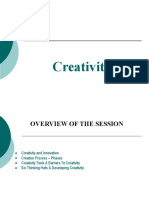 Creativity Presentation.ppt