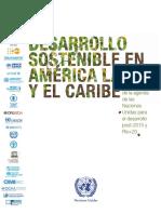Desarrollo Sostenible en America Latina y El Caribe