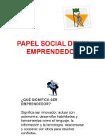 Grupo 2 Papel Social Del Emprendedor