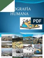 Geografia Humana 1